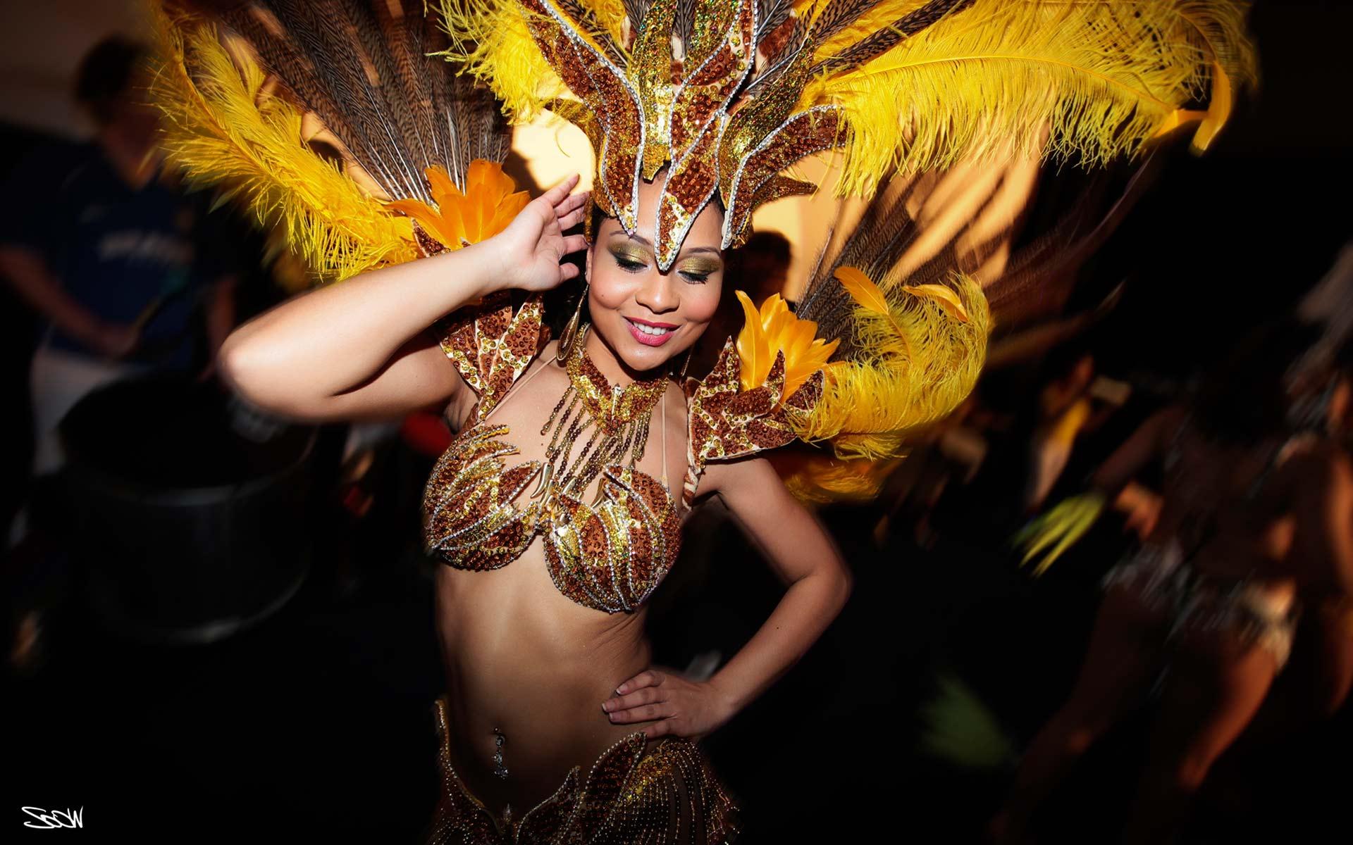 danseres Rio Premiere